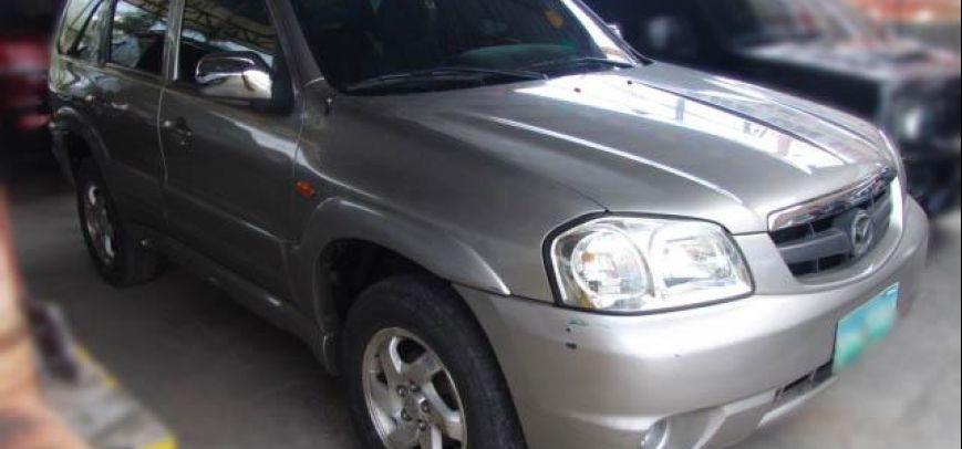 Mazda Tribute 2004 - 1