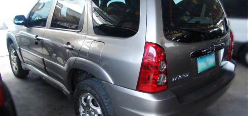 Mazda Tribute 2004 - 2