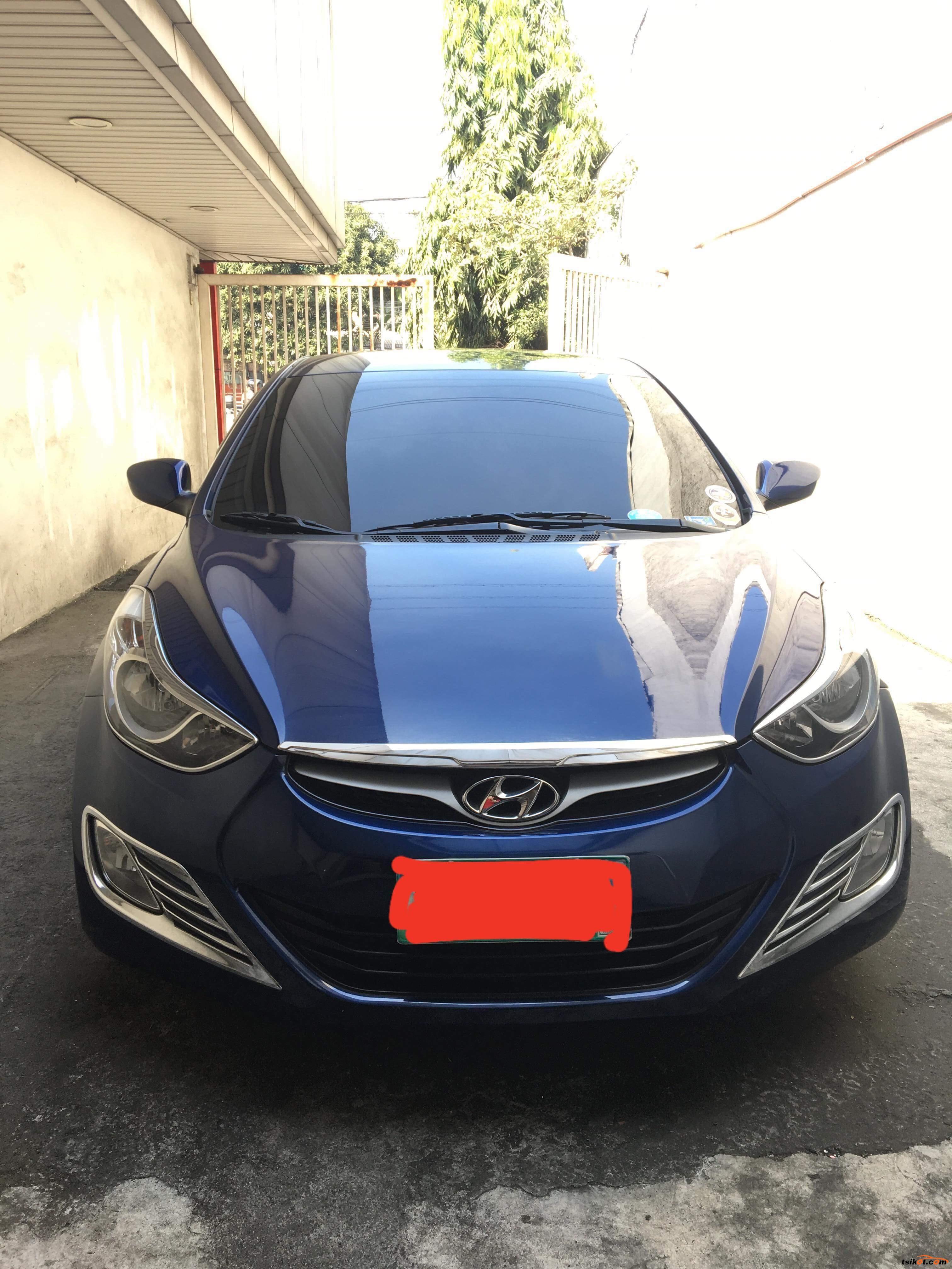 Hyundai Elantra 2013 - 1