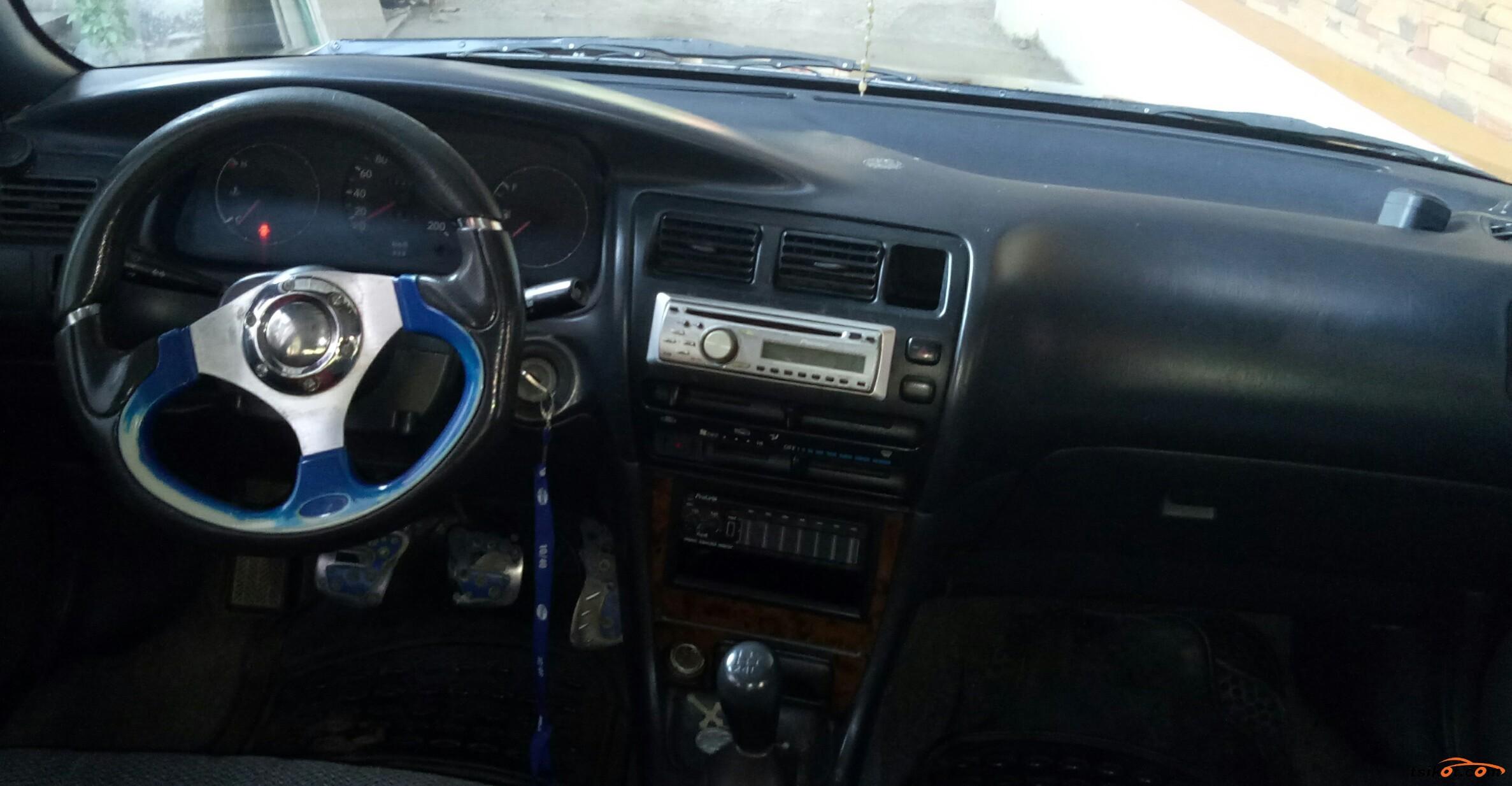 Toyota Corolla 1992 - 1