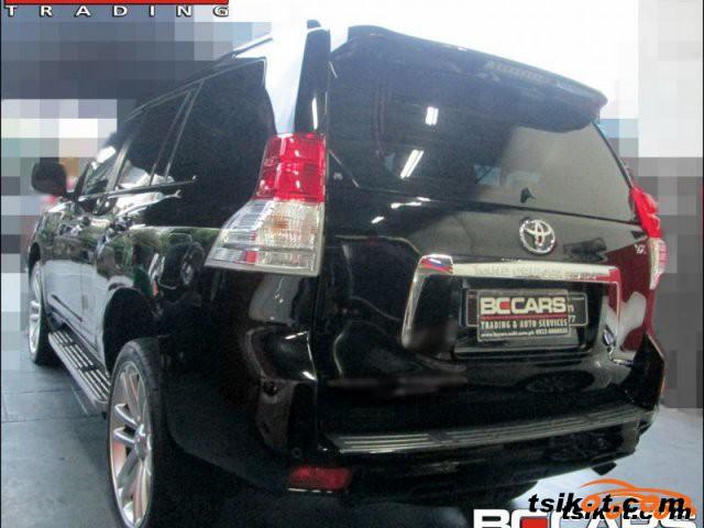 Toyota Land Cruiser 2010 - 1