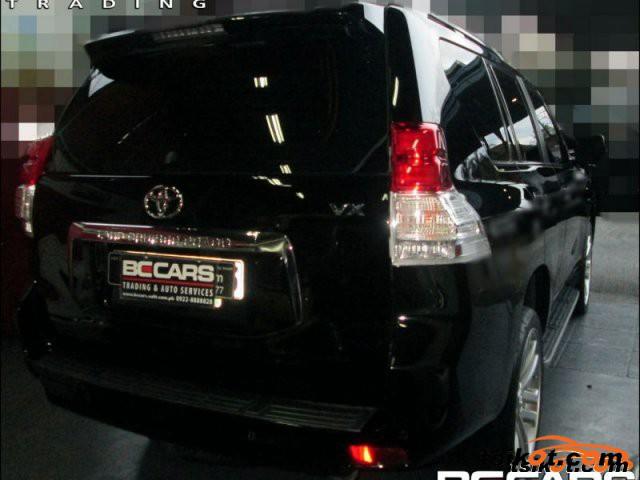 Toyota Land Cruiser 2010 - 2