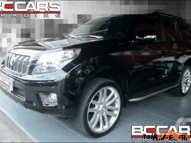 Toyota Land Cruiser 2010 - 4