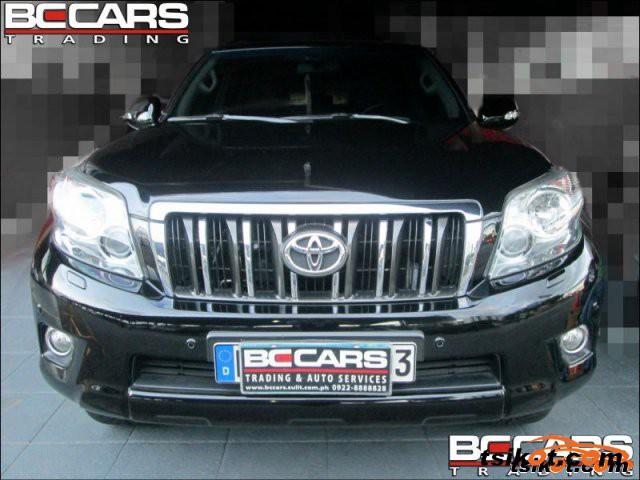 Toyota Land Cruiser 2010 - 5