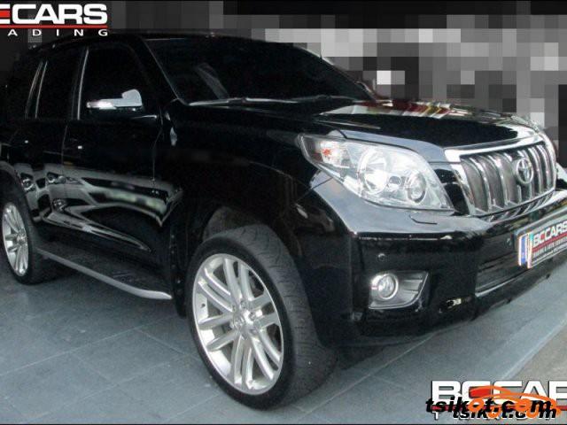 Toyota Land Cruiser 2010 - 6