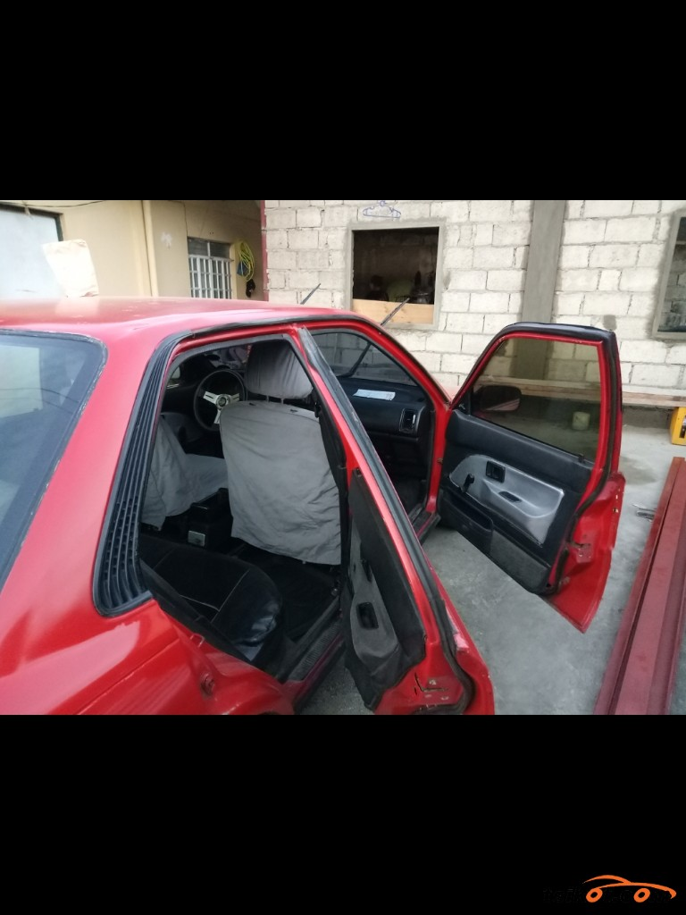 Toyota Corolla 1990 - Car for Sale Central Luzon