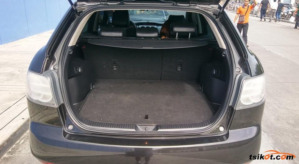 Mazda Cx-7 2012 - 10