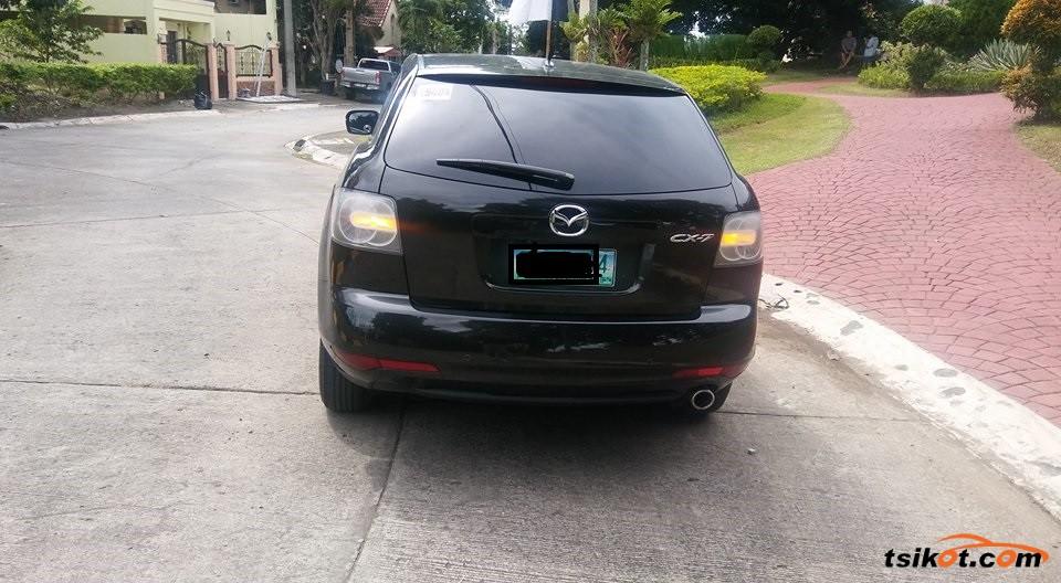 Mazda Cx-7 2012 - 2