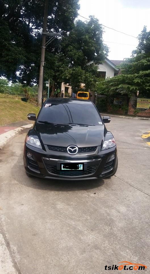 Mazda Cx-7 2012 - 6