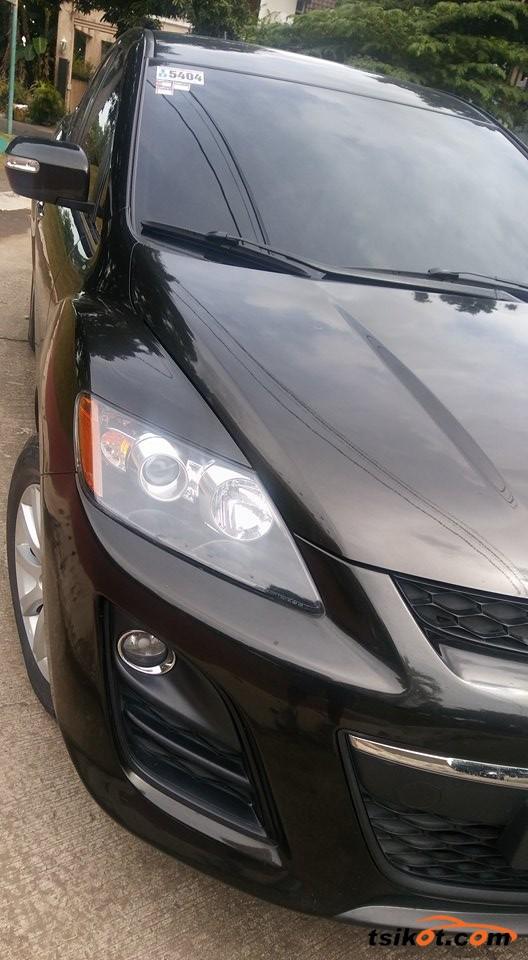 Mazda Cx-7 2012 - 9