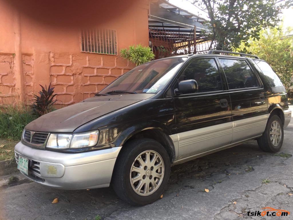 Mitsubishi Space Wagon 1997 - 4