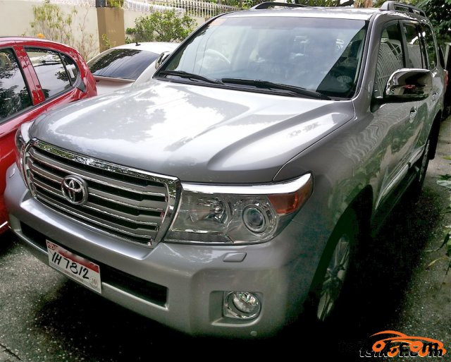 Toyota Land Cruiser 2015 - 5
