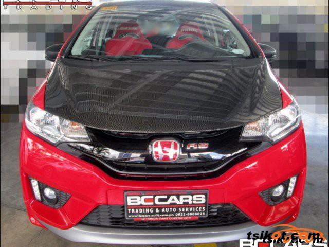 Honda Jazz 2015 - 3