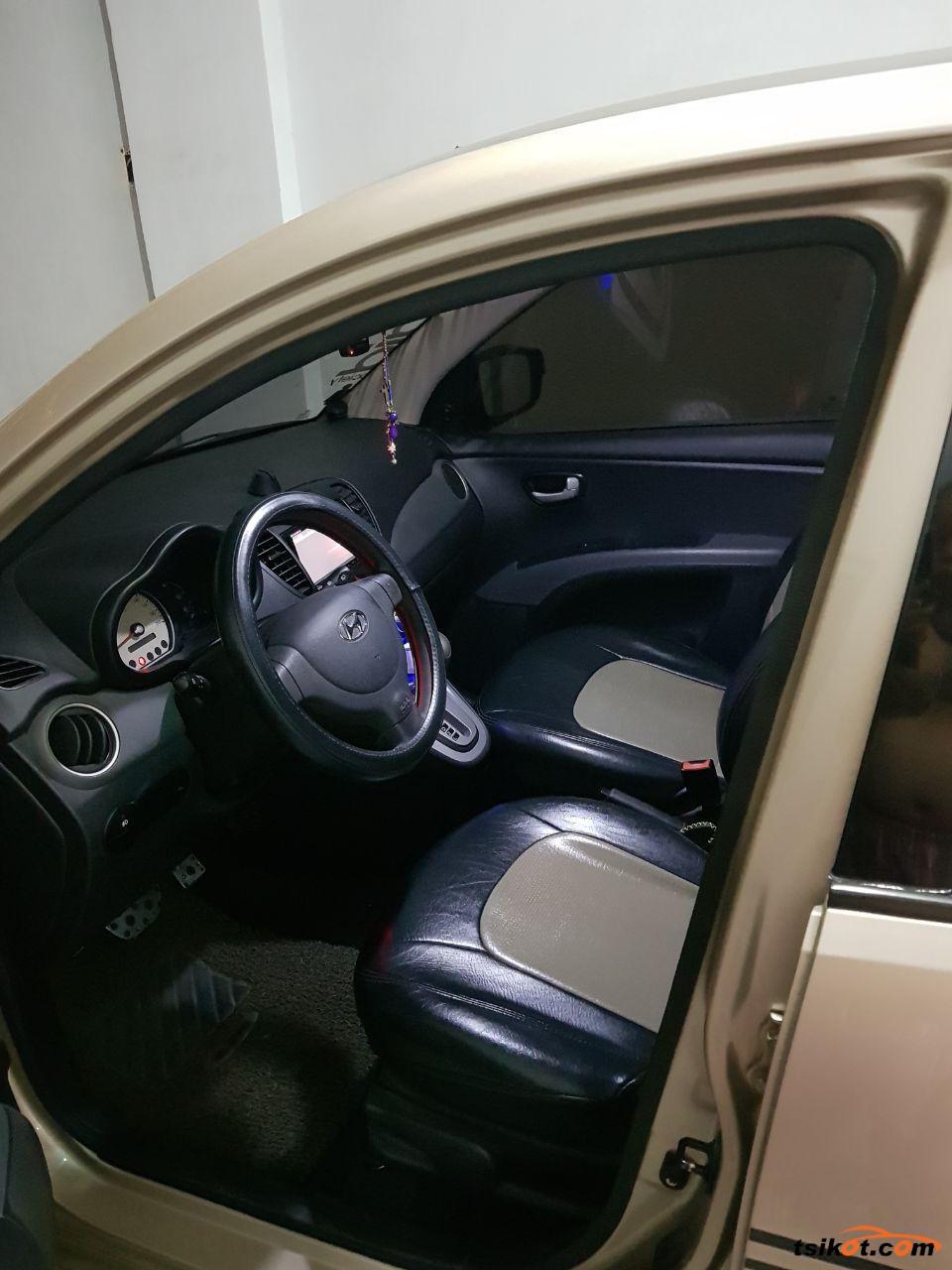 Hyundai I10 2009 - 2