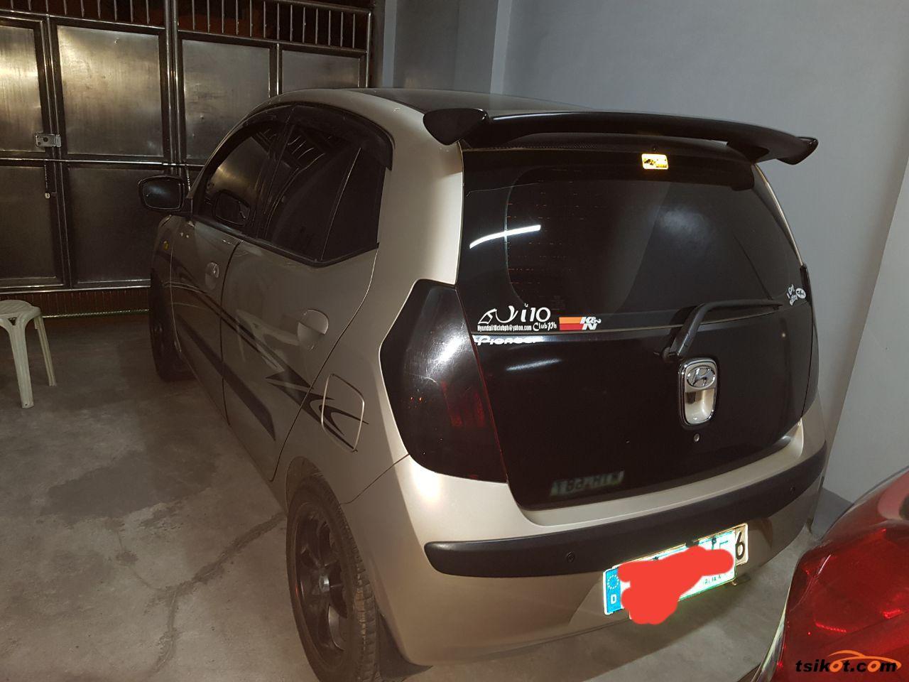 Hyundai I10 2009 - 5