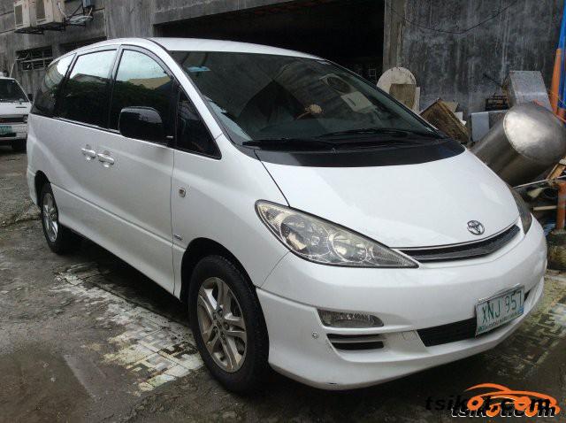 Toyota Previa 2003 - 1