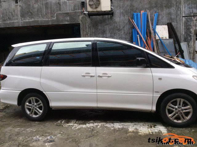Toyota Previa 2003 - 2