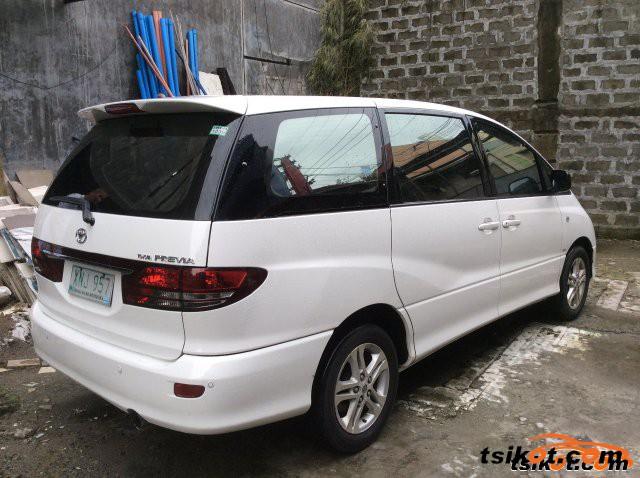 Toyota Previa 2003 - 3