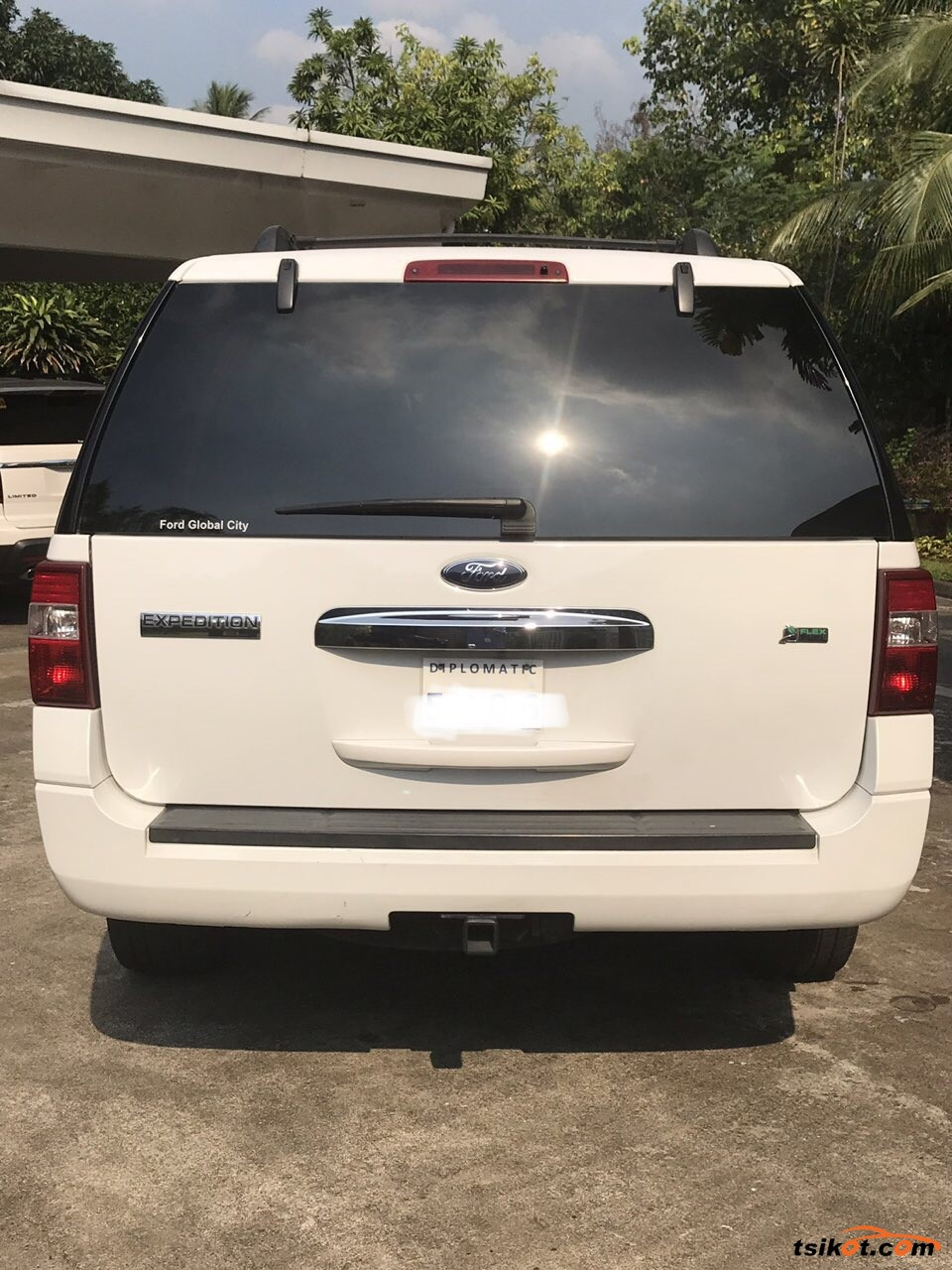 Ford Expedition 2009 - 8