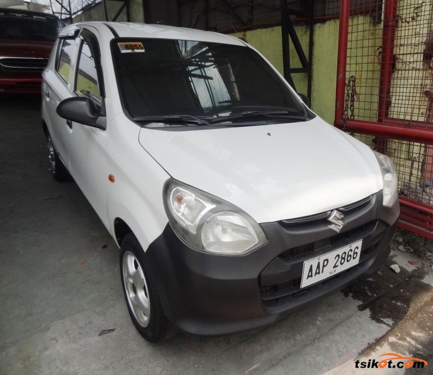 Suzuki Alto 2013 - 1