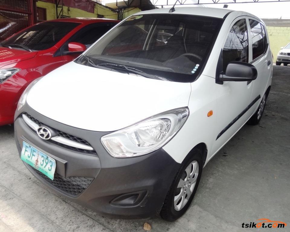 Hyundai I10 2013 - 1