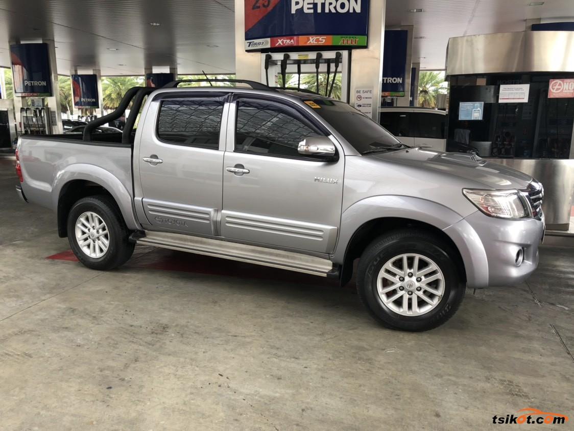 Kia Philippines Price >> Toyota Hilux 2014 - Car for Sale Metro Manila