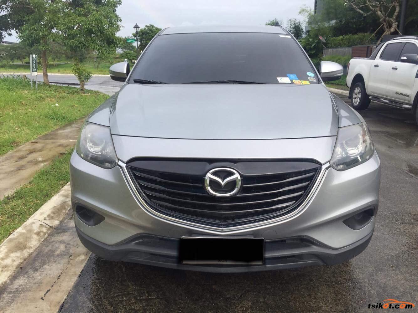 Mazda Cx-09 2014 - 1