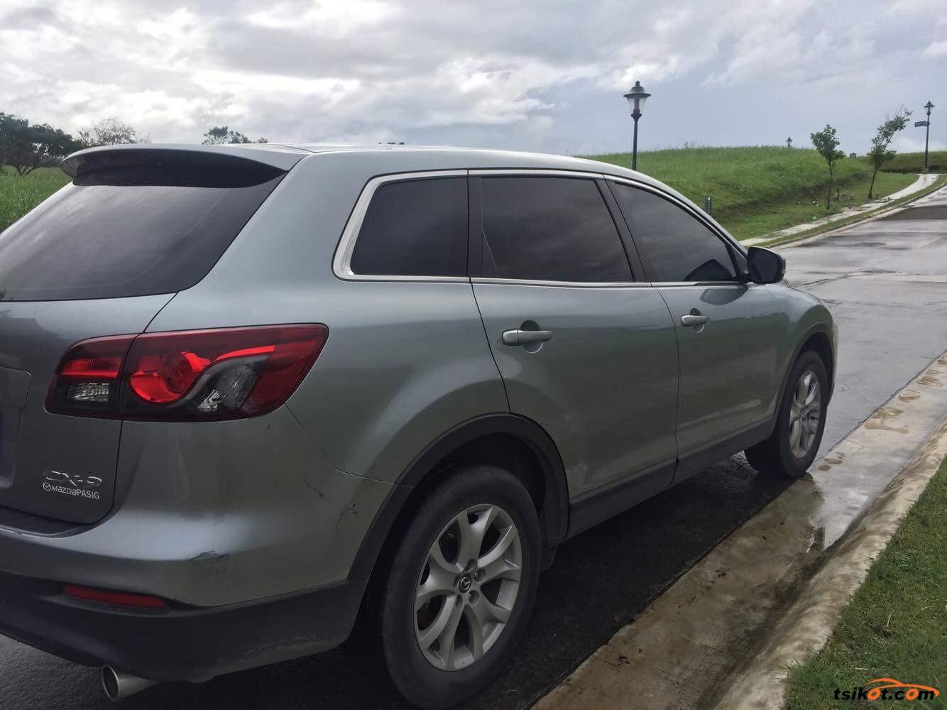 Mazda Cx-09 2014 - 2