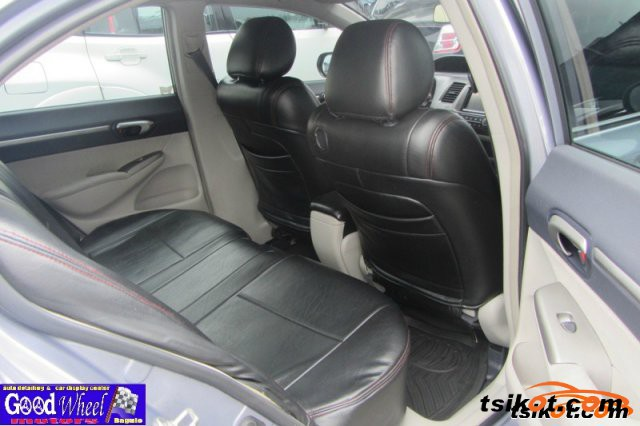 Honda Civic 2008 - 5