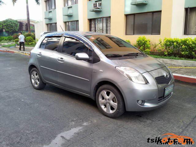 Toyota Yaris 2009 - 3