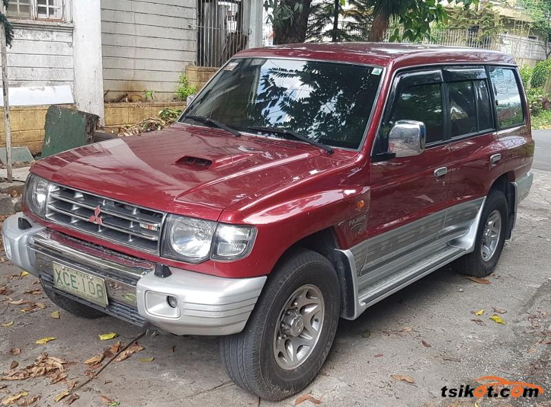Mitsubishi Pajero 2003 - 5