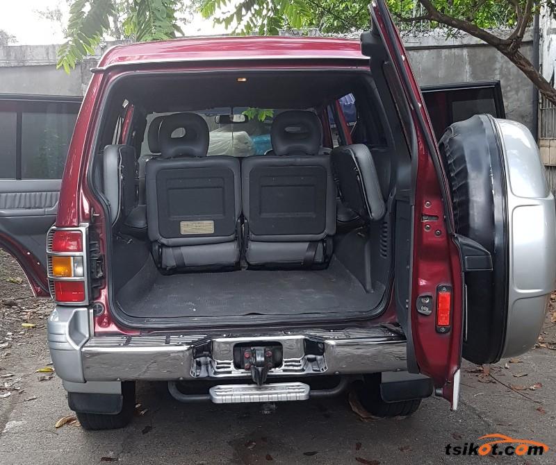 Mitsubishi Pajero 2003 - 9