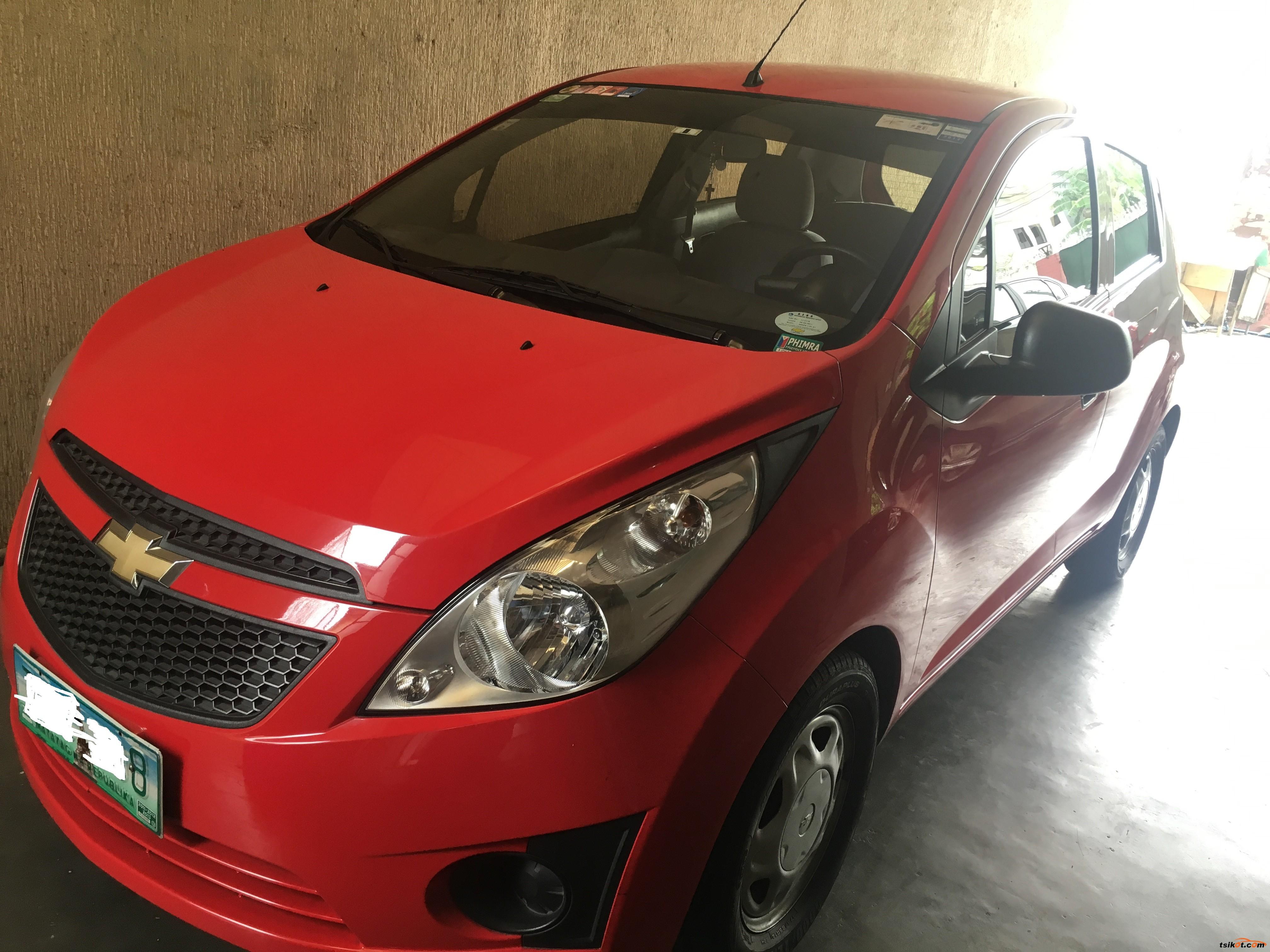 Chevrolet Spark 2012 - 1