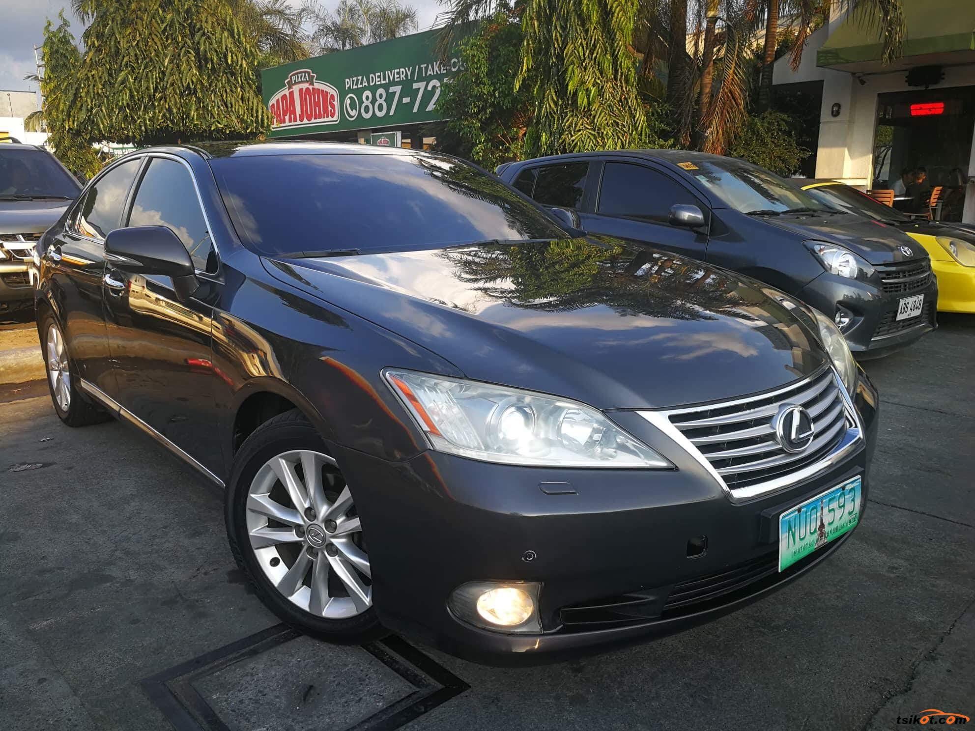 Lexus Es 350 2014 - 9