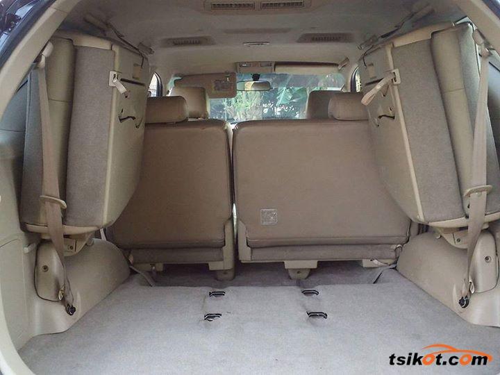 Toyota Fortuner 2012 - 7