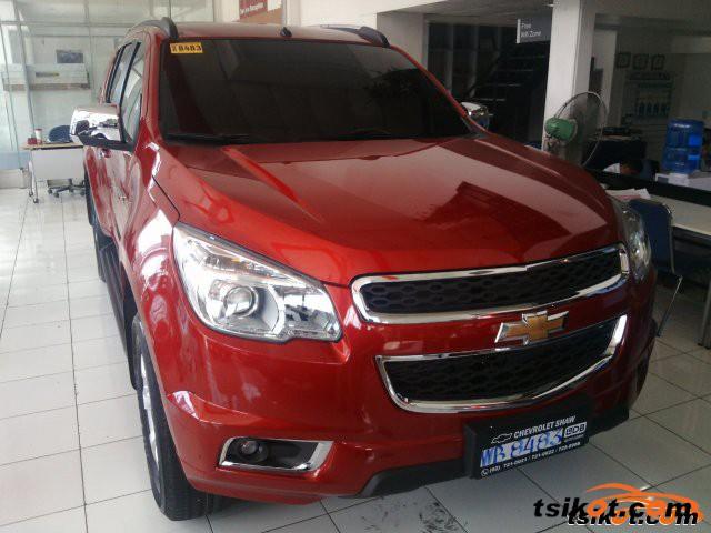 Chevrolet Trailblazer 2015 - 4