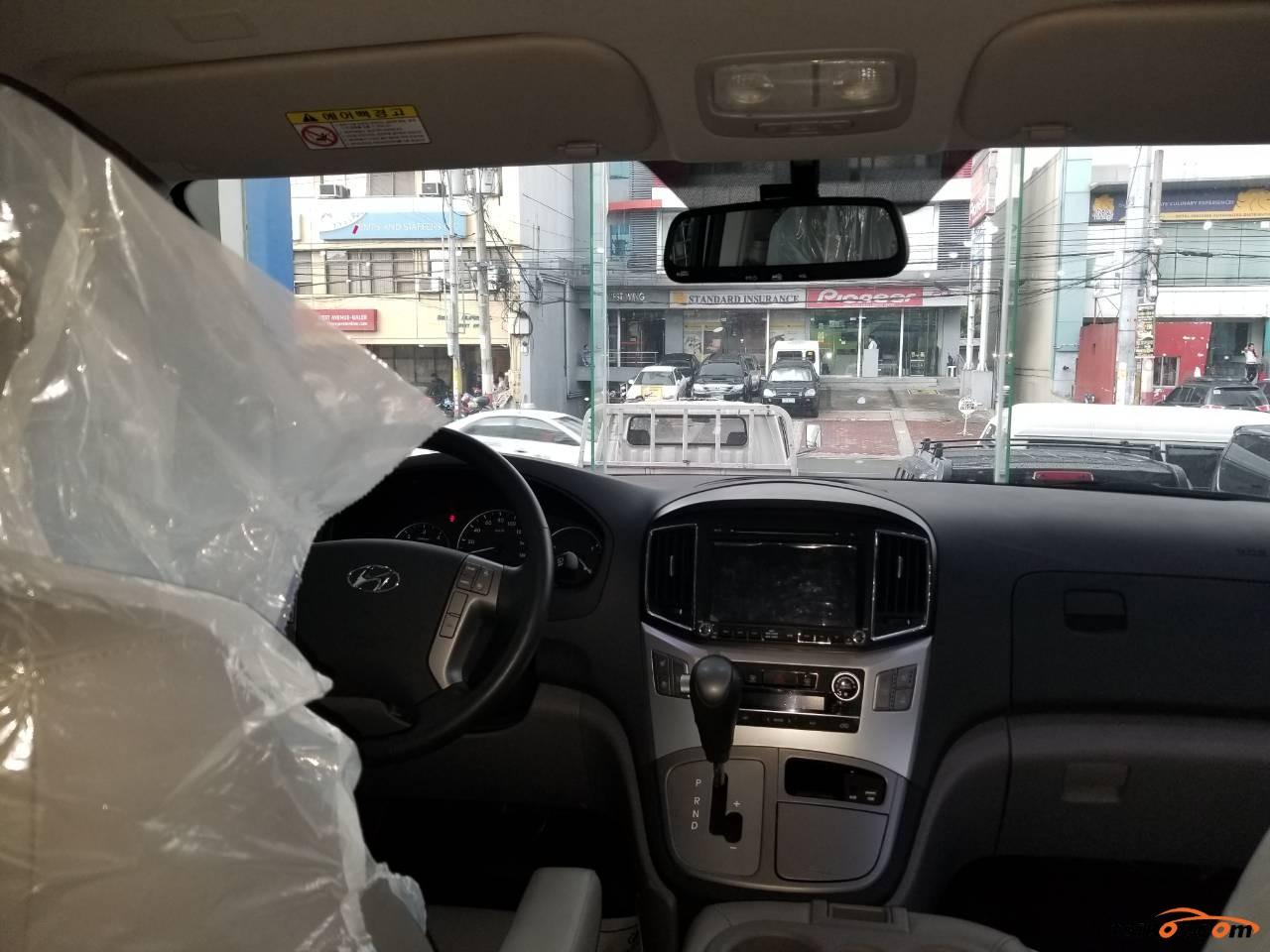 Hyundai Starex 2017 - 3