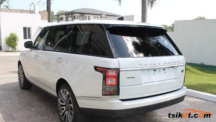 Land Rover Range Rover 2018 - 2