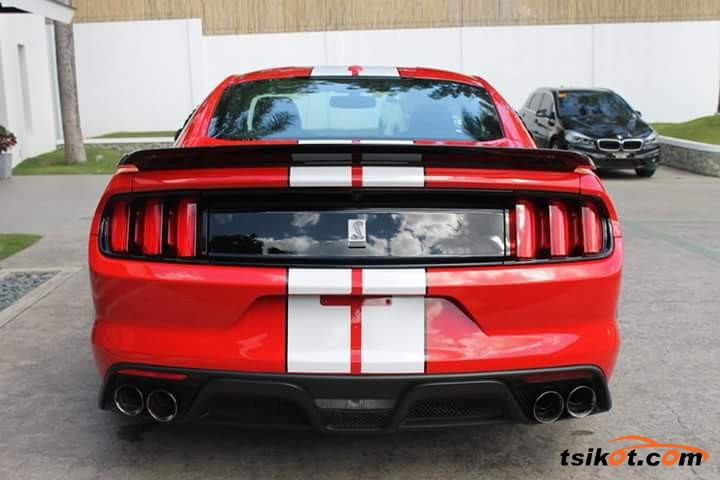 Ford Mustang 2018 - 3