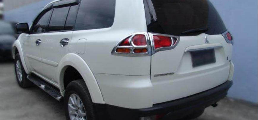 Mitsubishi Montero 2006 - 2