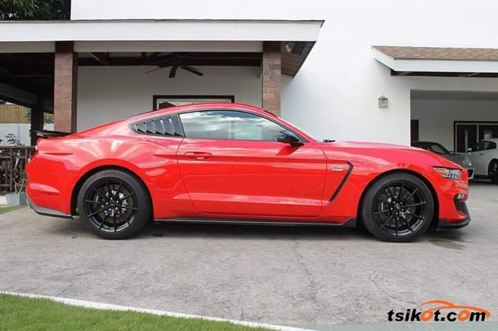 Ford Mustang 2018 - 4