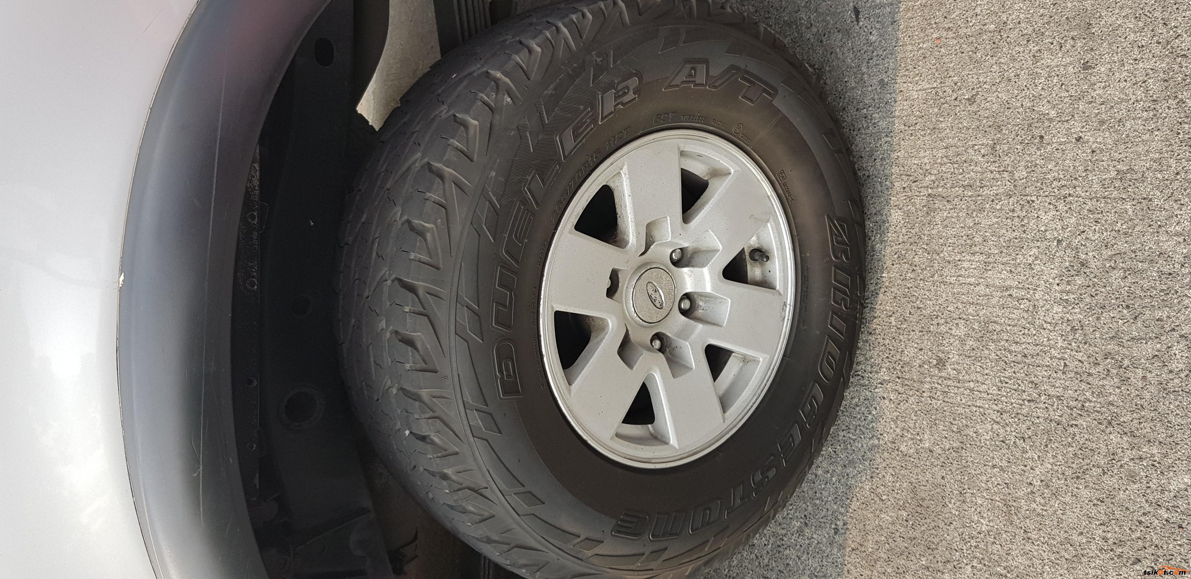 Ford Ranger 2006 - 5