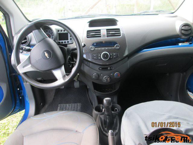 Chevrolet Spark 2012 - 4