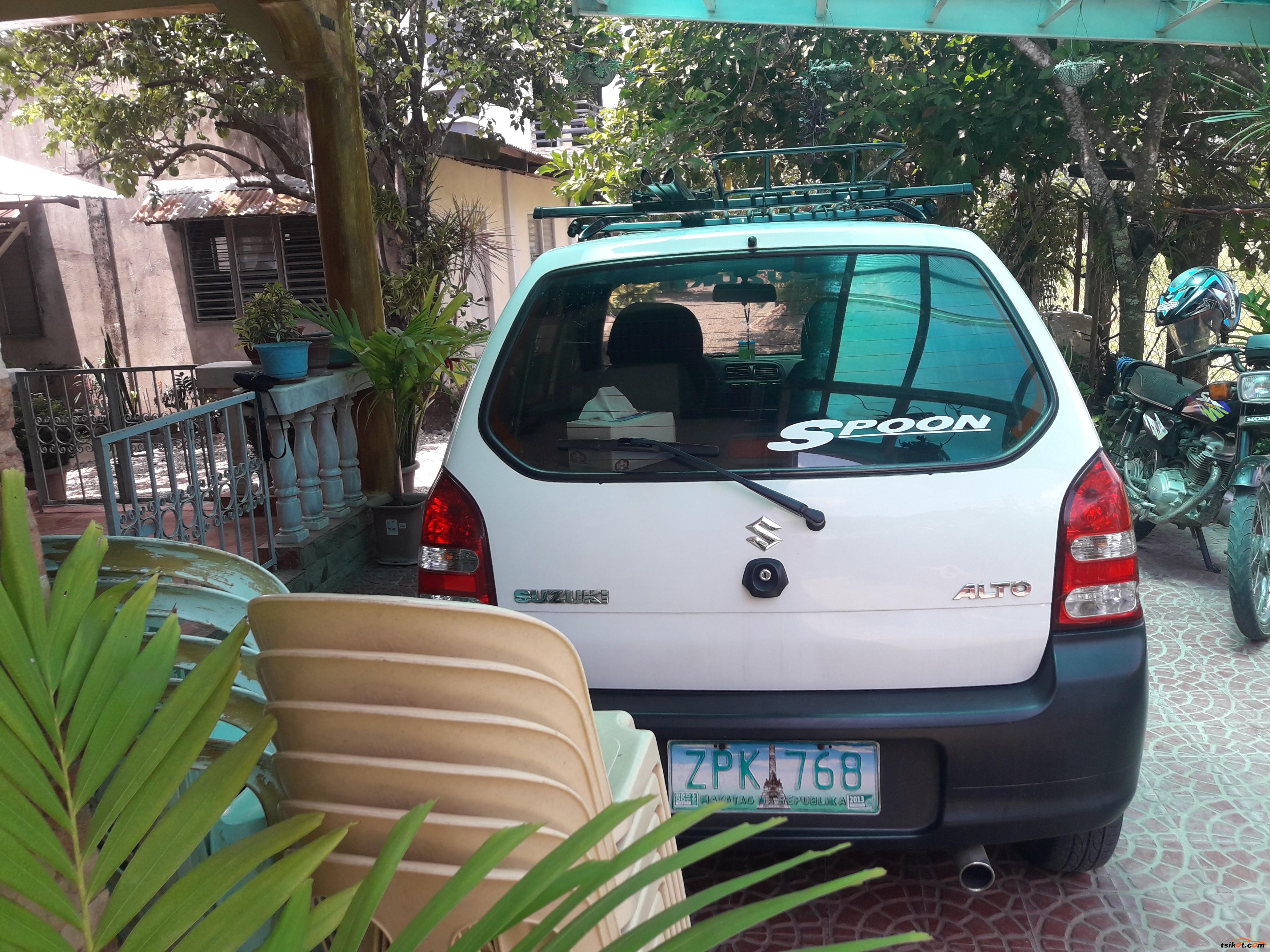 Suzuki Alto 2008 - 5
