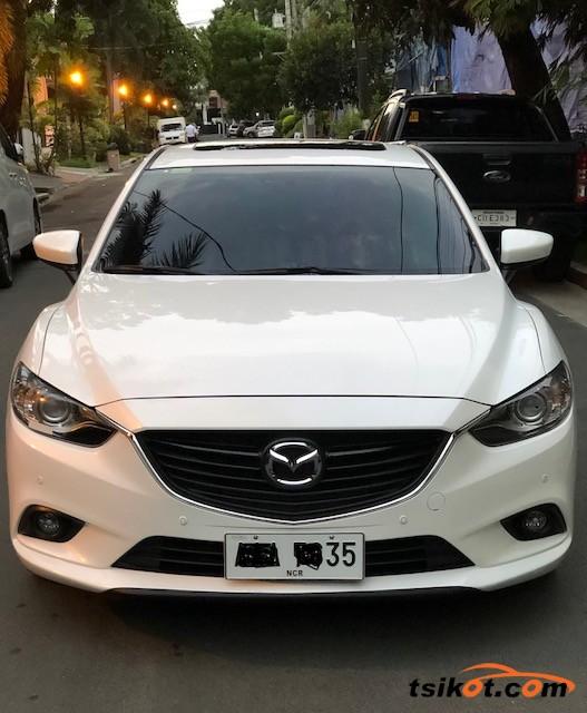 Mazda 6 2014 - 1