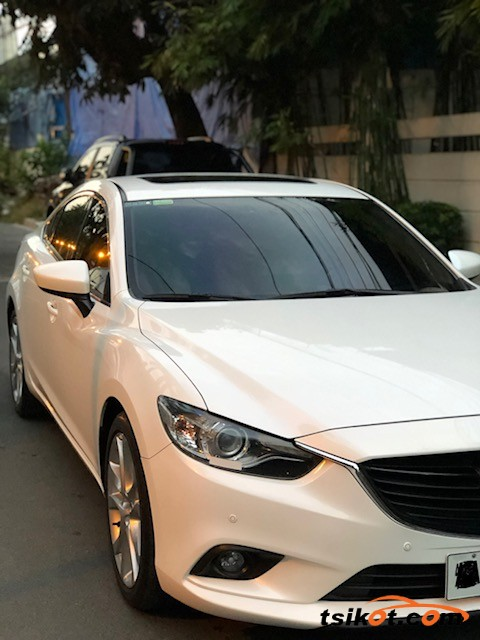 Mazda 6 2014 - 2