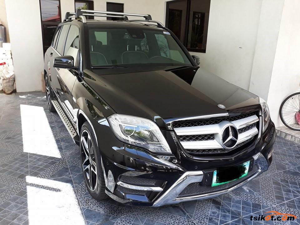 Mercedes-Benz Glk 2013 - 6