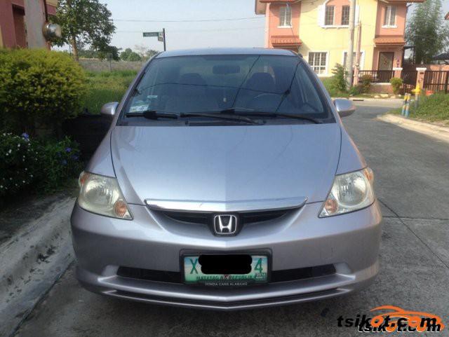 Honda City 2005 - 1