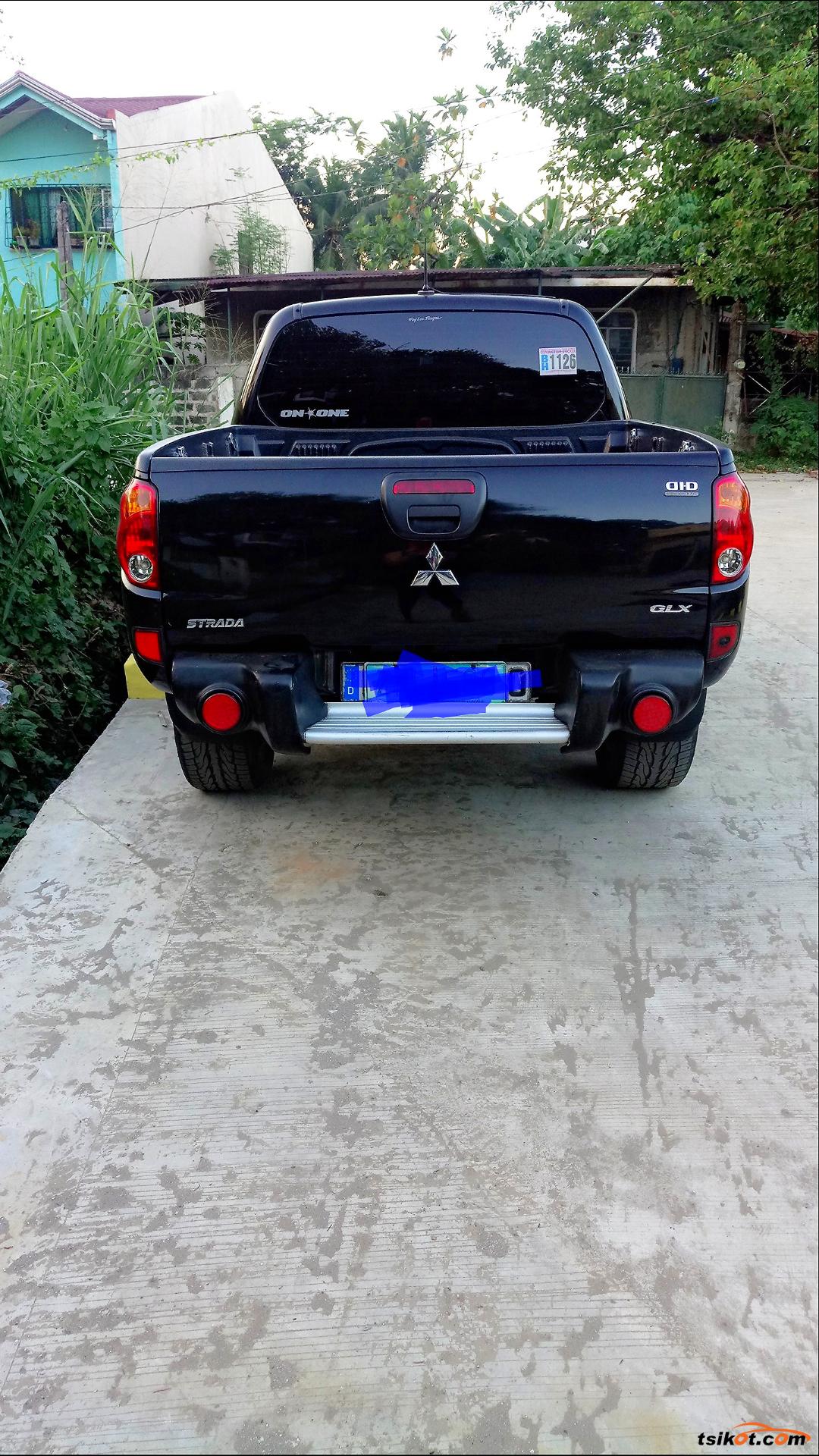 Mitsubishi Strada 2008 - 4