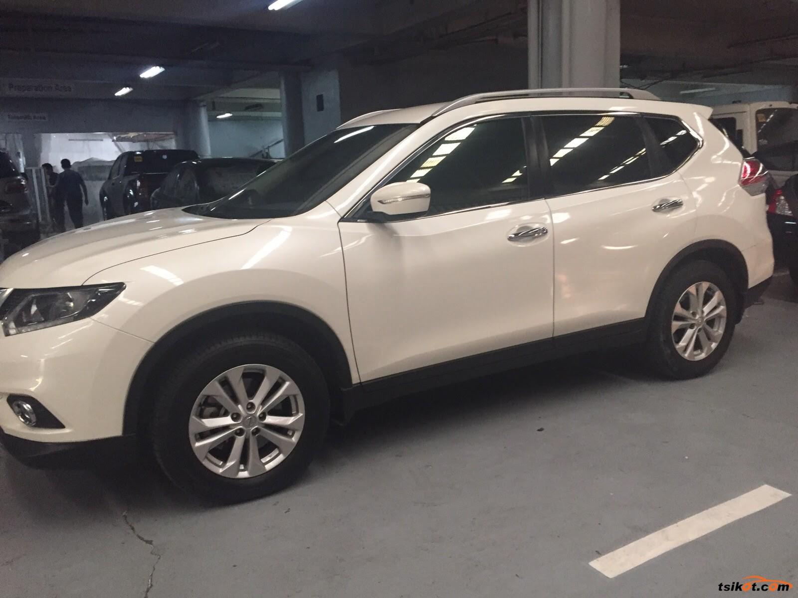 Nissan X-Trail 2015 - 4